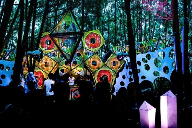 Woohoo!是專注於發掘本土藝術家的全新音樂祭品牌