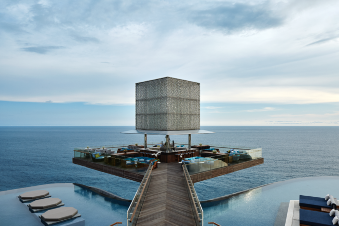 Cercle makes its Indonesia debut at the decadent OMNIA Cube in Bali