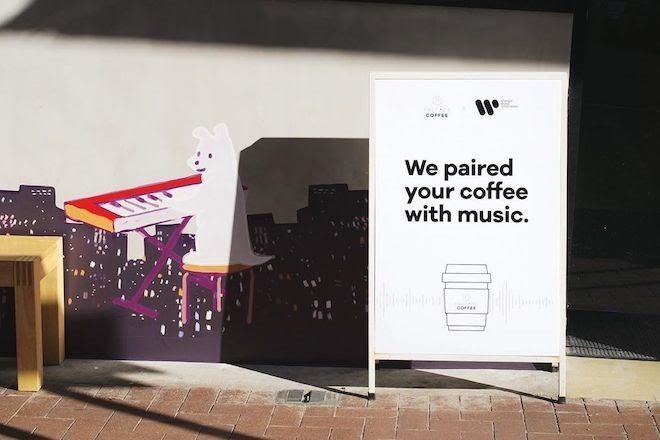 Warner Music Hong Kong launches coffee pairing with HONNE's latest album