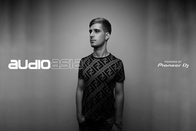 Audio Asia: Giorgio Leone (IT) brings thunderous techno from the shores of Sicily to the streets of Taipei