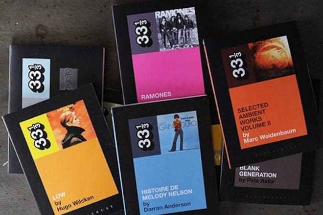 Publisher 33 1/3 to release new series of books exploring music genres