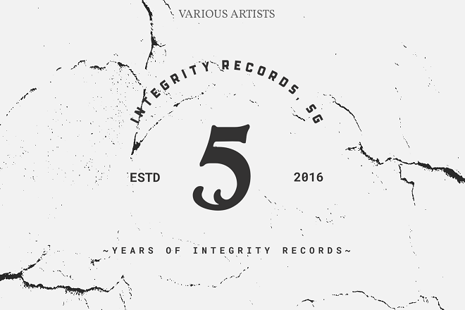 Integrity Records mark their fifth birthday with a slick celebratory compilation