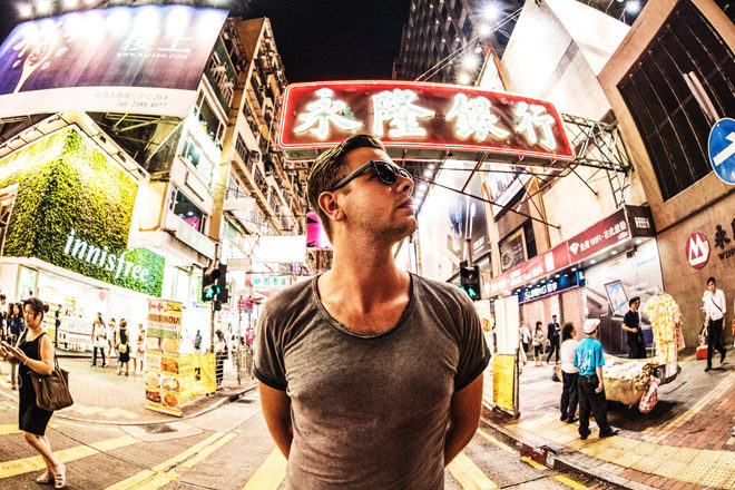 The Asia Diaries: Sam Feldt