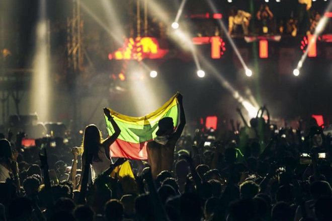 ​808 Festival expands to Myanmar
