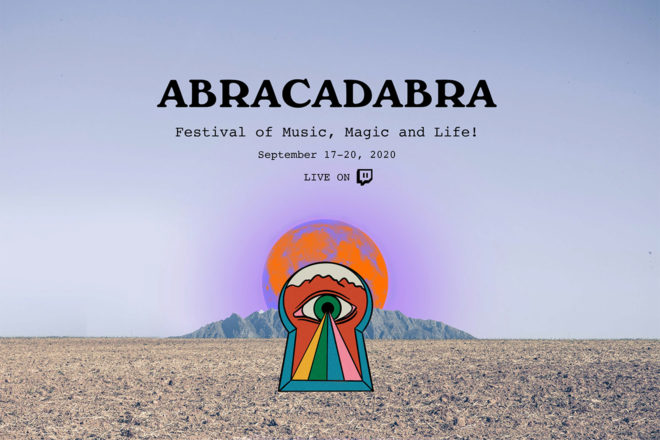 Abracadabra Virtual Festival taps 75 artists to help save the planet with music & magic