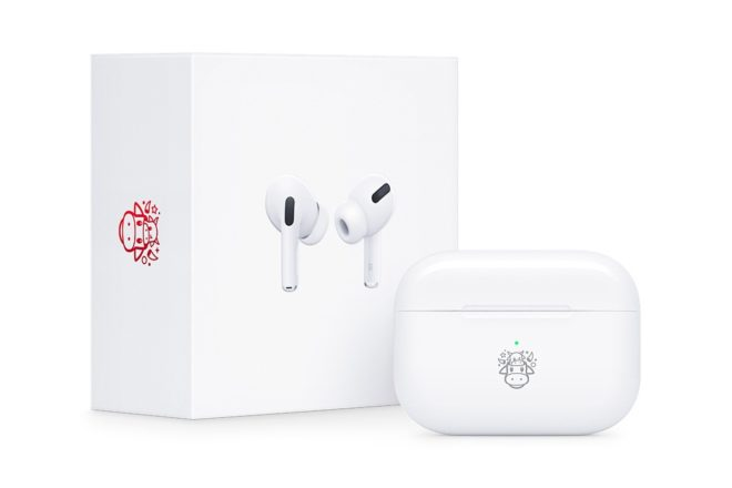 Apple gets in the spirit of Chinese New Year with a limited-edition AirPods Pro design