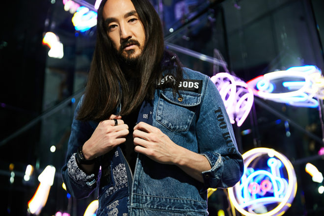 Steve Aoki's souped-up 'Tarantino' is an eponymous tribute to the innovative Hollywood director
