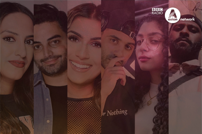 BBC Asian Network announce four new shows for October