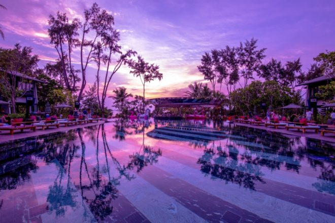 Thailand's beach clubs are roaring back to life