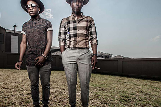 On Tour: Black Motion