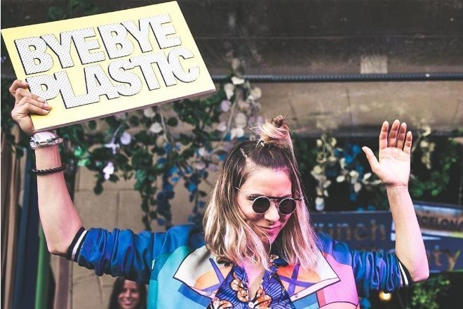 Blond:ish says 'Bye Bye Plastic' in a new mini documentary