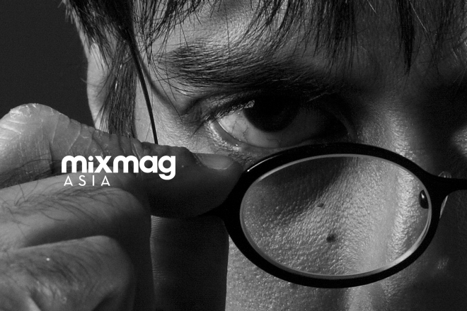 Brendon P in the mix for Mixmag Asia