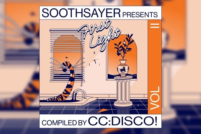 CC:DISCO! announces Vol. 2 of 'First Light' compilation featuring Munir, Manami & Mr Ho