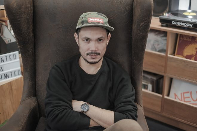 DJ & musician Diego Castillo revives his immersive podcast 'Foaming at the Mouth'