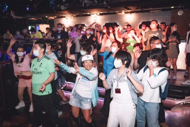 Chess Taipei is Asia's first nightclub to host a club night for people on the autism spectrum