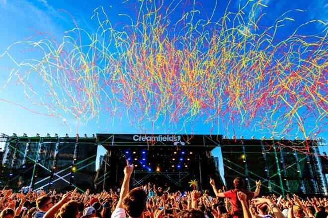 ​Creamfields is expanding into China this year
