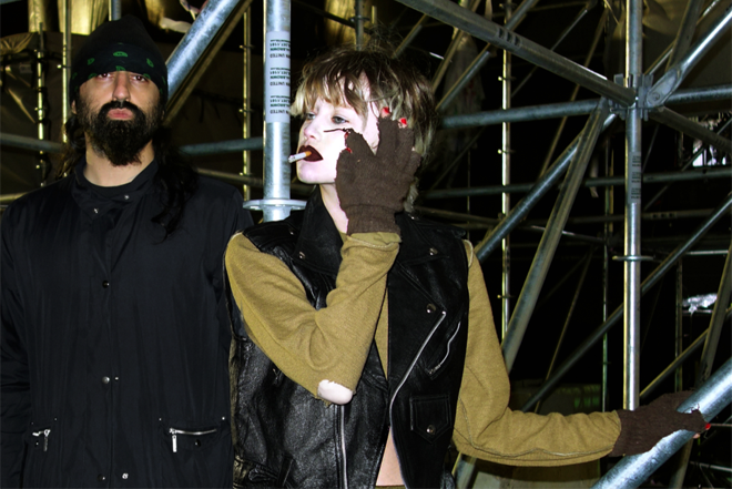 On Tour: Crystal Castles