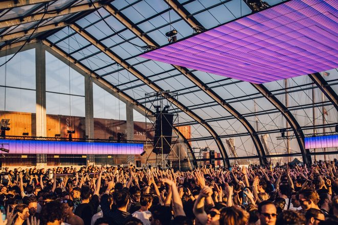 DGTL Festival announces that it will only use sustainable aviation fuel for all artist travel