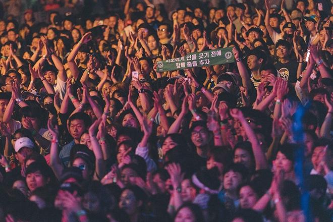 Korea's DMZ Peace Train Festival has just announced its line-up