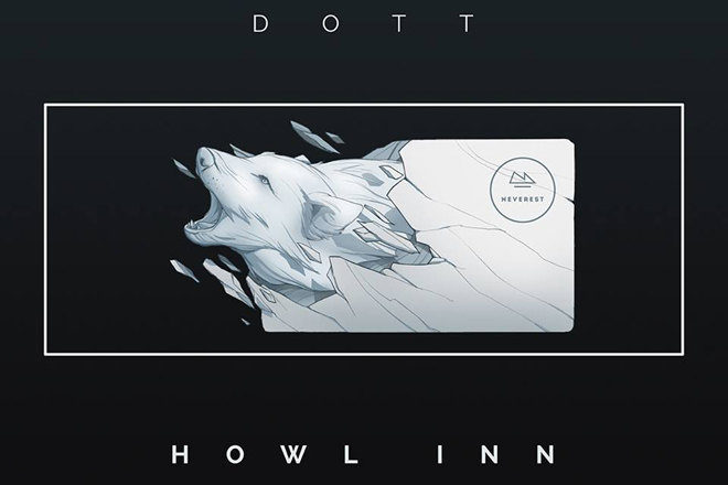 Neverest Records returns with a chilling EP called 'Howl Inn' by DOTT