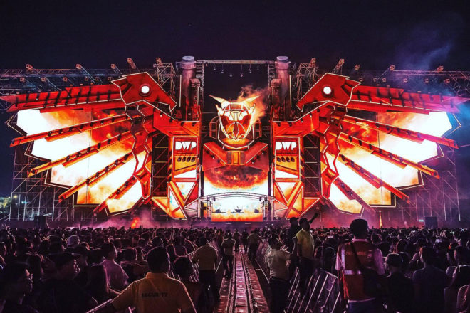 Djakarta Warehouse Project turns heads with its final 2019 line-up