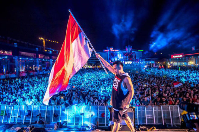 ​Djakarta Warehouse Project locks down Tiësto​, Flume, R3hab & more