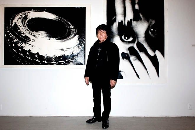 'Ongoing' is the current motif of Japanese photographer Daido Moriyama