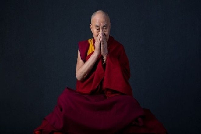 The Dalai Lama is dropping his debut album