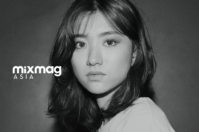 Didi Han in the mix for Mixmag Asia