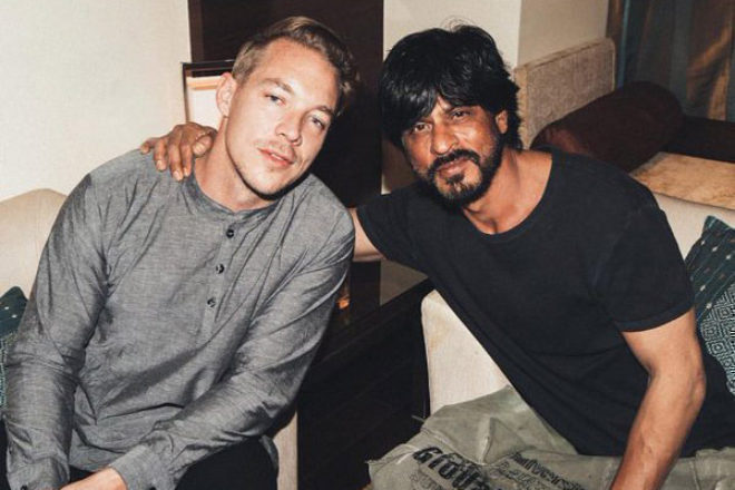 Diplo to collaborate with the 'king of Bollywood'