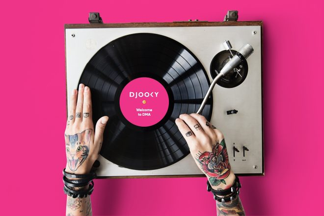 The Djooky Music Awards want you to win a song contest, so they're giving away a mic