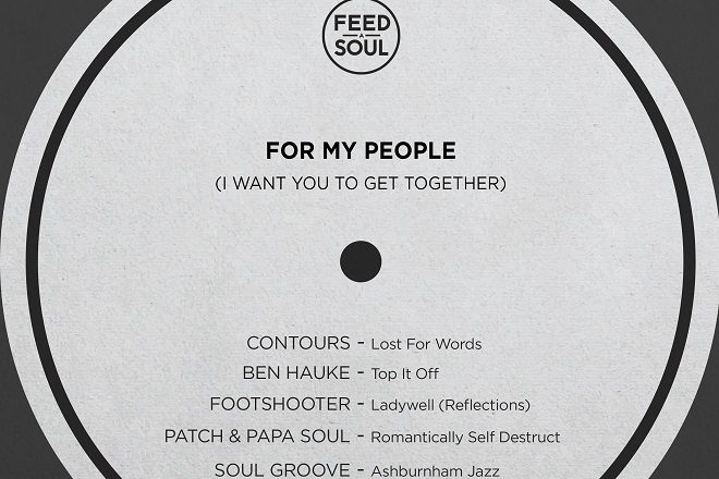 For My People: Feedasoul Records release fundraiser EP for Beirut blast victims