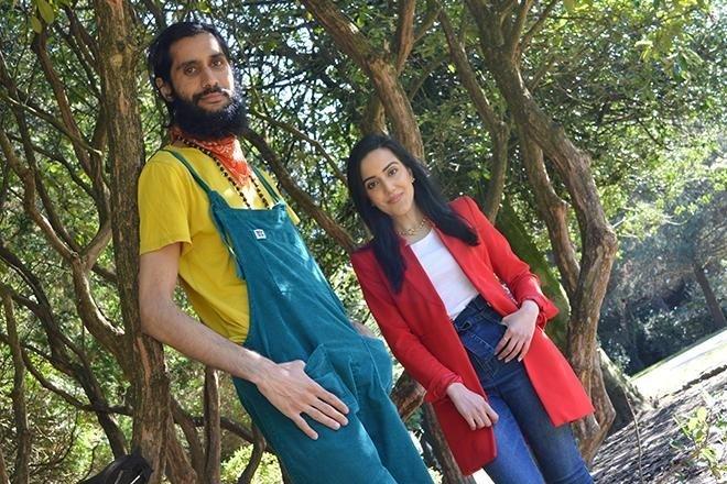 Balraj Singh Samrai & Farah Ahmad Khan collaborate on eco-conscious 'Planet-People-Power'