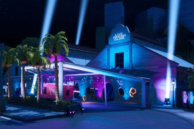 Singapore's iconic club Zouk has been virtually recreated in battle royale game Fortnite
