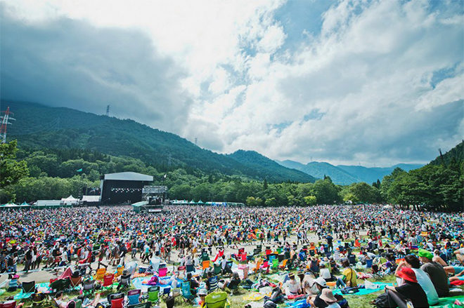 Amid a fury of cancellations, Fuji Rock in Japan offers hope with its phase one line-up
