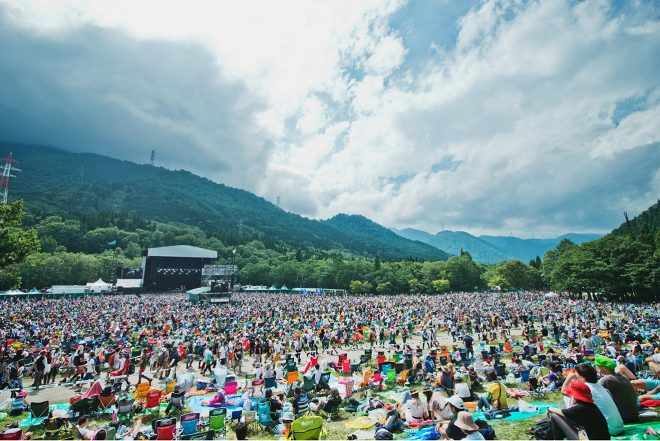 Fuji Rock Festival charges forward with an all-local edition in Japan