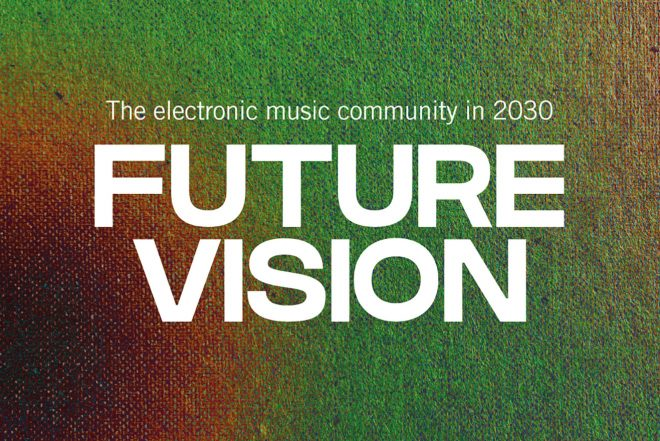 DJs for Climate Action launch a Future Vision for the electronic music industry