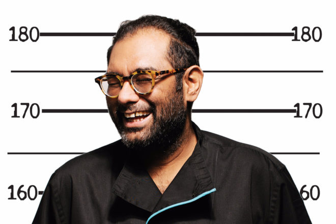 Tomorrowland has just added culinary rockstar Gaggan Anand to its line-up