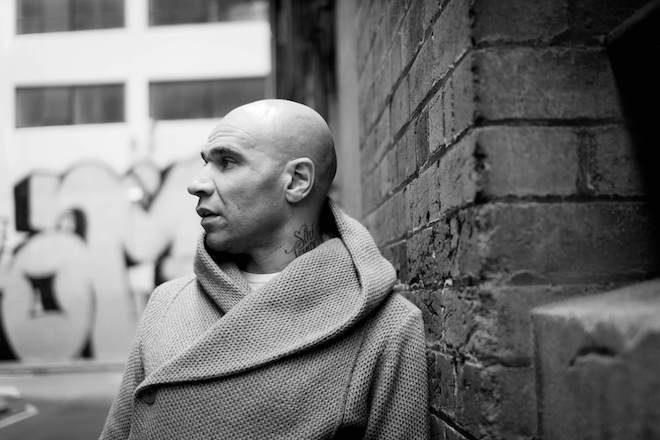 Goldie has dropped a video for 'I Adore You' off his forthcoming album