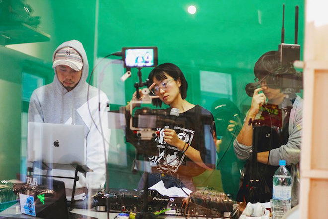 Hong Kong Community Radio announces a cutting edge new roster of residents