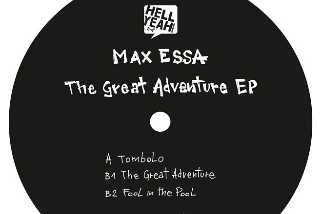 "Max Essa aims straight for the floor on his ""most up-tempo release to date"""