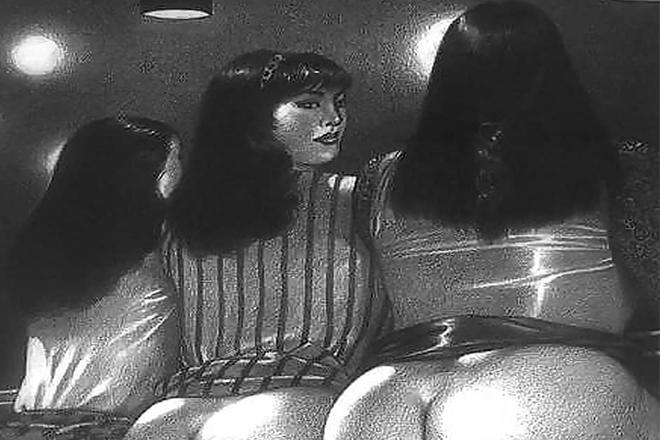 Remembering Japan's femdom artist Namio Harukawa