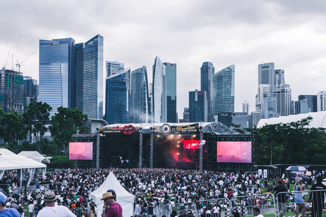 Singapore's Laneway Festival finishes line-up with Tycho, Nick Murphy & more