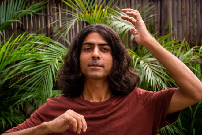 Inspector Maal draws on homegrown organic electronica for his debut EP