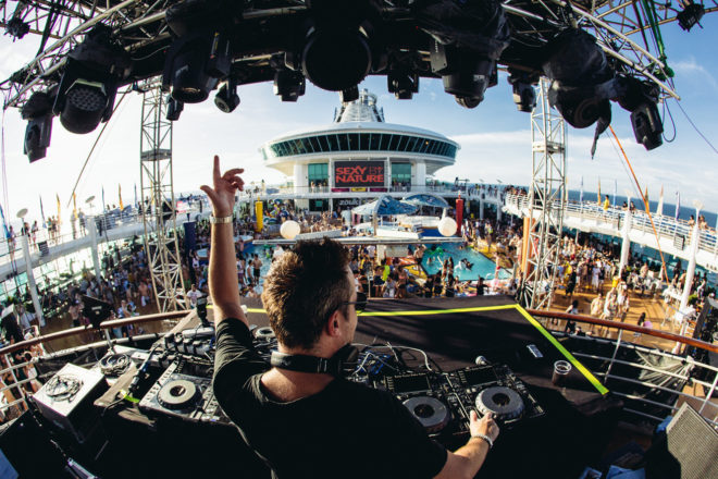 It's The Ship opens up an epic international contest for DJs to play on its 4-day cruise