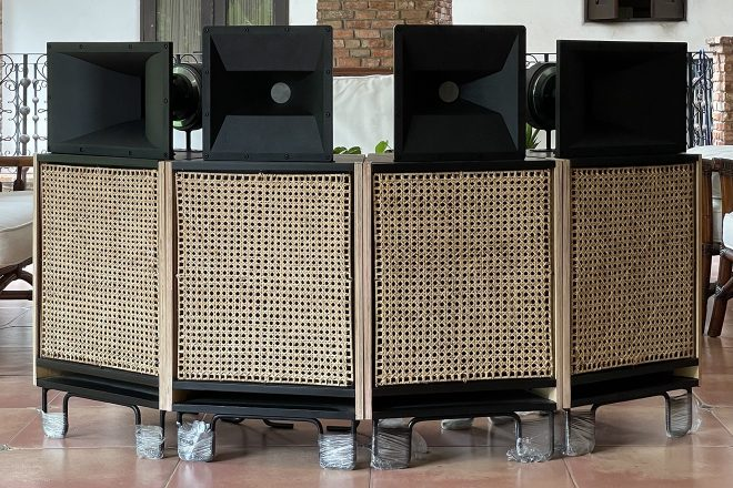 Fatima Sound Practice proudly launches Philippine-made Hi-Fi speakers