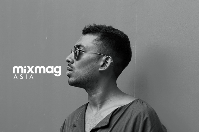 JonnyVicious in the mix for Mixmag Asia