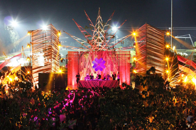 ​Kolour in the Park will see Mat.Joe, Pomo, Nakadia & Youngr head to Bangkok