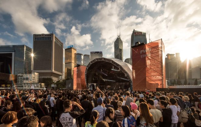 Clockenflap completes 2017 line-up with Stormzy, Seth Troxler, TOKiMONSTA & more
