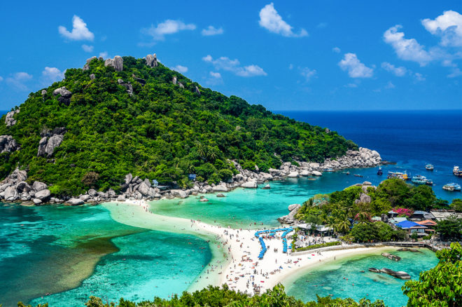 ​Thailand is throwing a small island festival this weekend